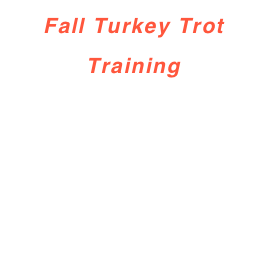 Fall Turkey Trot